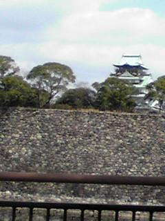 寄り道 大阪城ラン