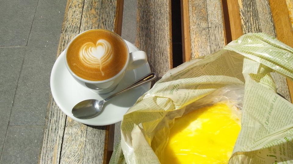 シドニーを思い出すコーヒー