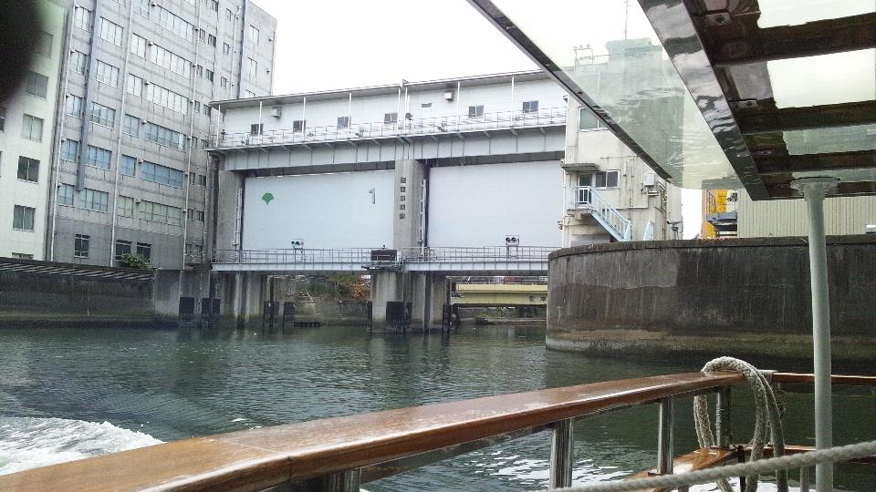 日本橋川カワセミクルーズ