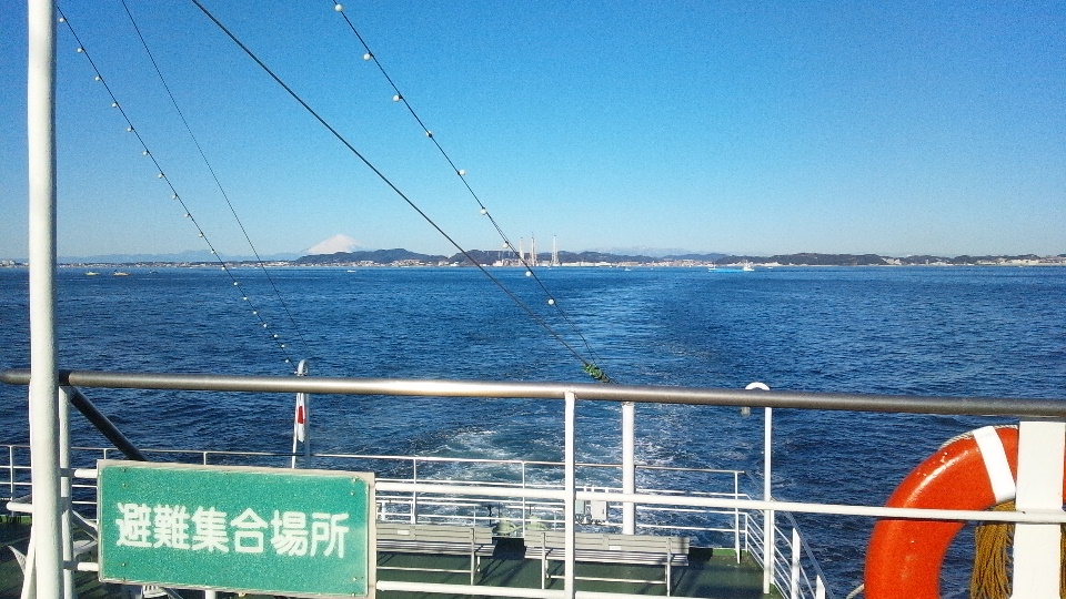 南房総日帰り旅行〜久里浜が遠かった