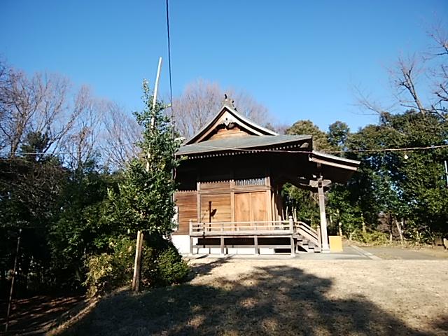 初詣 浅間神社から小野神社へ